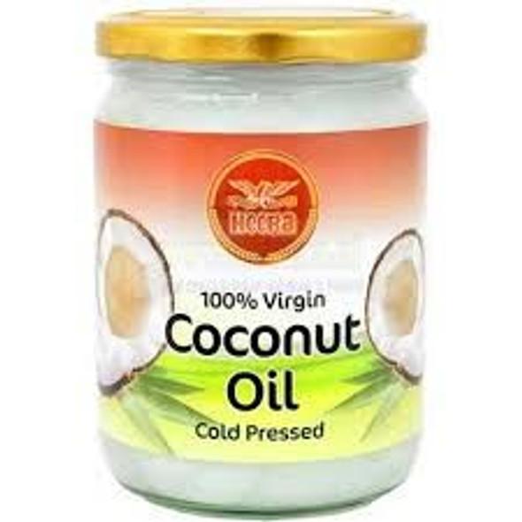 Heera 100% Virgin Coconut Oil (cold pressed) - 500ml