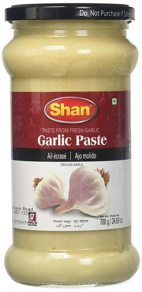 Shan Garlic Paste - 700g
