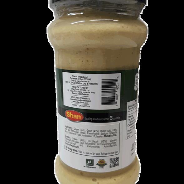 Shan Ginger & Garlic Paste - 700g