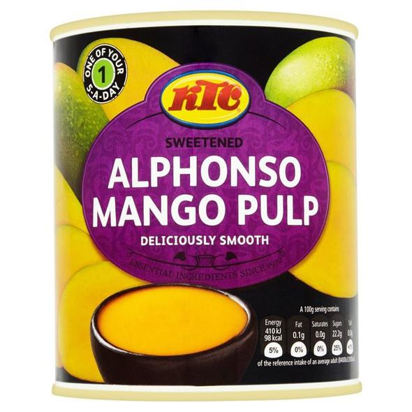 KTC  Alphonso Mango Pulp - 850g