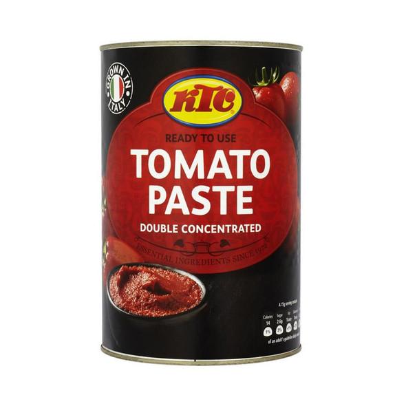KTC  Tomato Paste (double concentate) - 400g