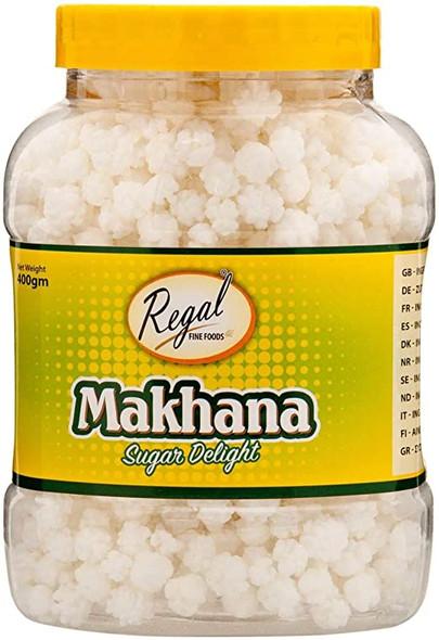 Regal Makhana - Sugar Delight - 400g