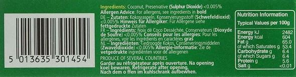 KTC  Pure Creamed Coconut - 200g
