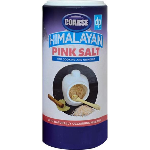 Dri-Pak Himalayan Pink Salt (coarse) - 750g