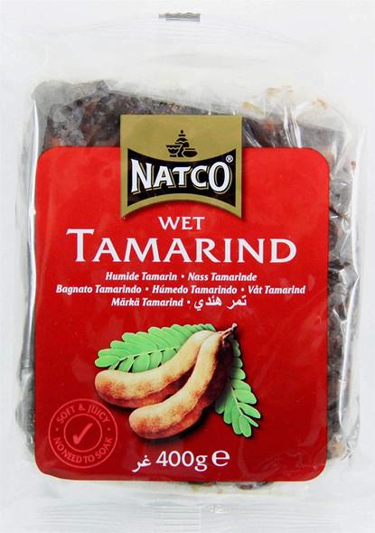 Natco Wet Tamarind - 400g