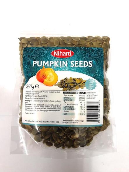 Niharti Pumpkin Seeds - 250g