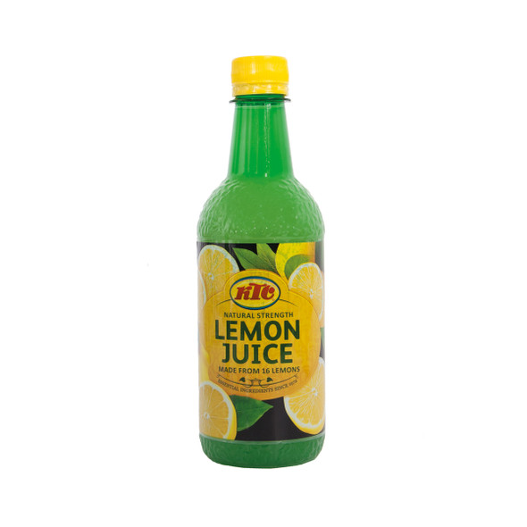 KTC Lemon juice - 500ml