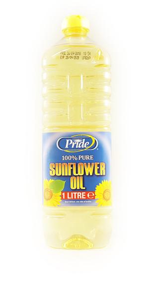 Pride Sunflower oil - 1L