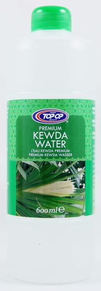 TopOp Kewda Water (premium) - 600ml