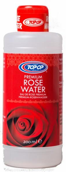 TopOp Rose Water (premium) - 200ml