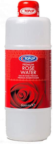 TopOp Rose Water (premium) - 600ml