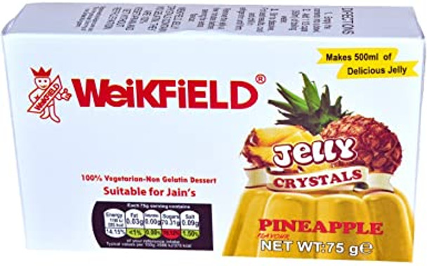 Weikfield Pineapple Jelly Crystals - 75g
