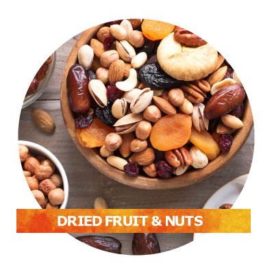 FRUIT & NUTS