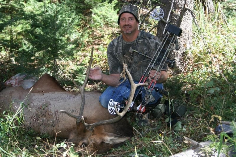 Archery DIY elk hunt a success