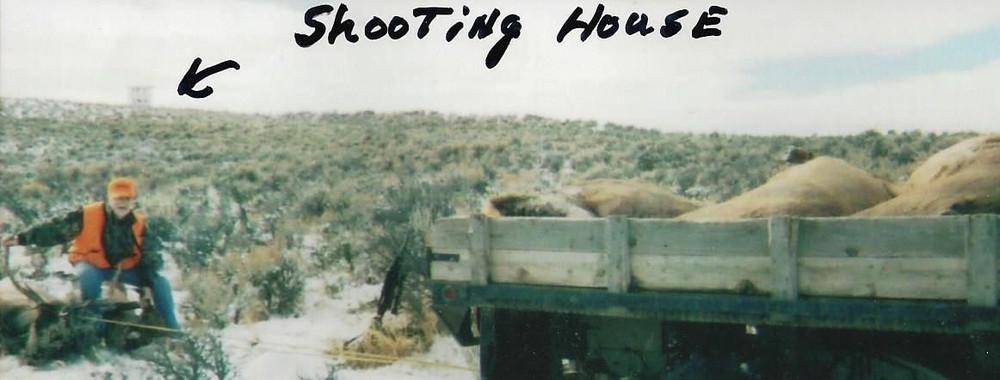 Long range shooting.