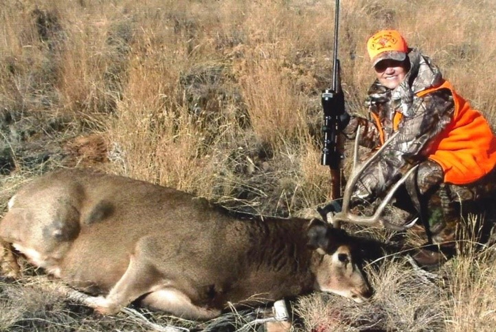 Nice buck.