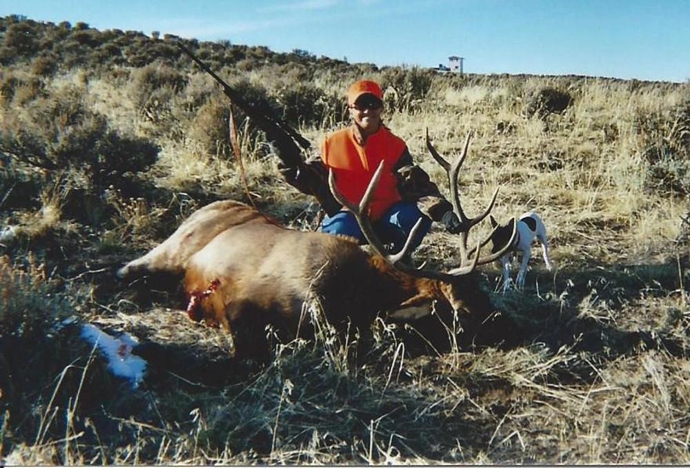 More elk taken on this ranch.
