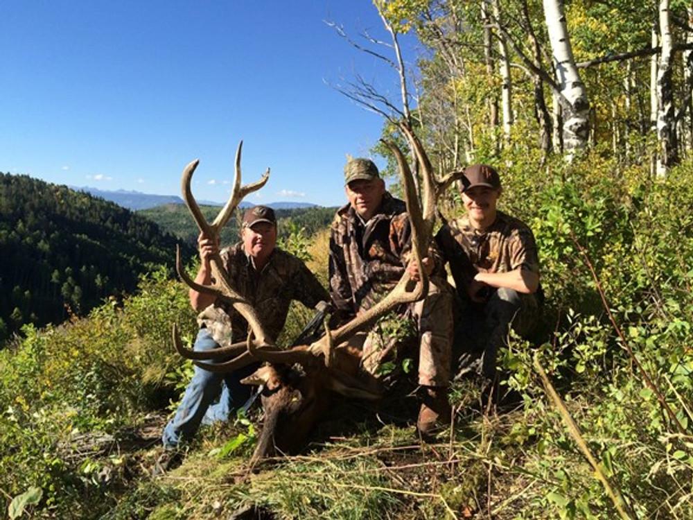 Hunt #5102 Guided Mule Deer/Elk on 14,000 Acres Private
