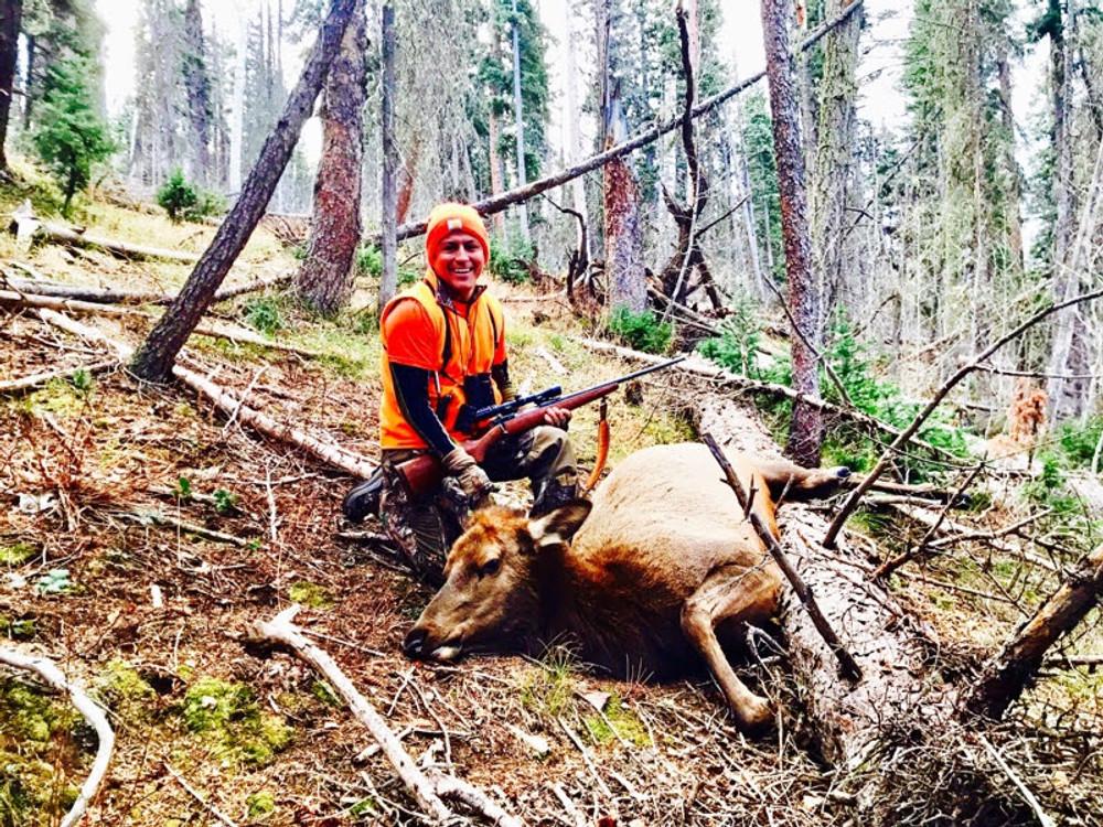 DIY elk hunt.