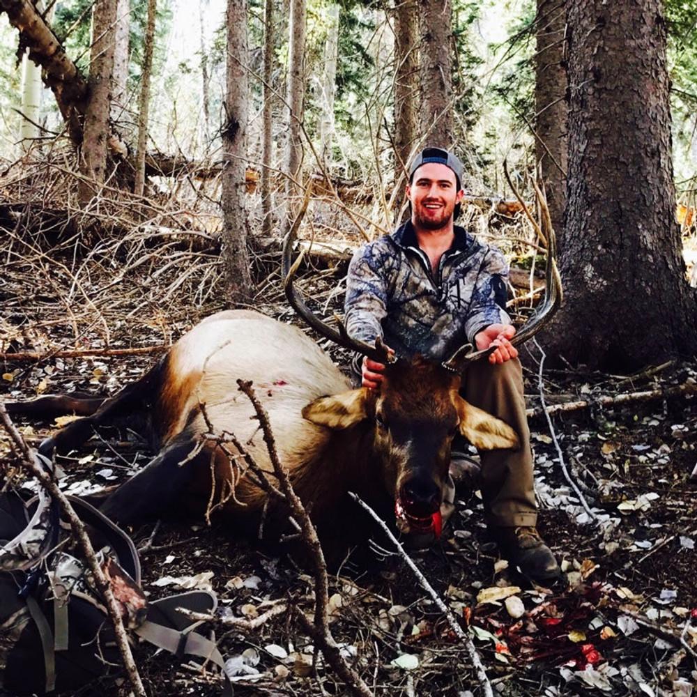 DIY private land elk hunt.