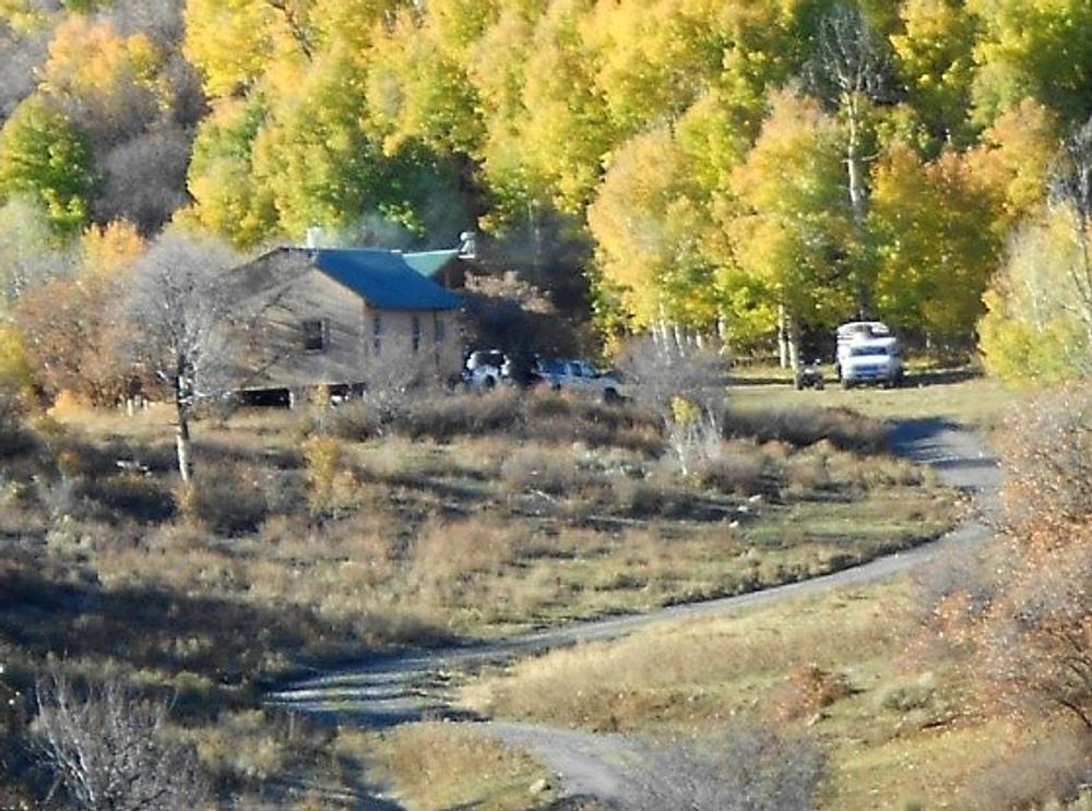 Hunt #5006 DIY Mule Deer/Elk Cabin, Private, Ponds & Blinds/Stands