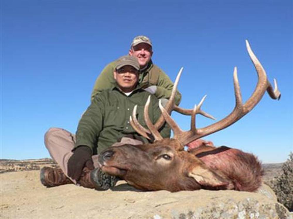 Hunt #5109 Semi-Guided/Guided Elk/Mule Deer/Antelope on 10,000 Acres Private Low Impact