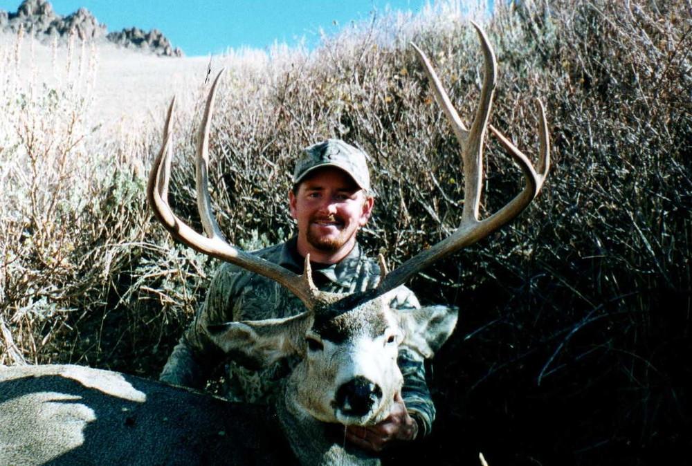 Mule deer success.