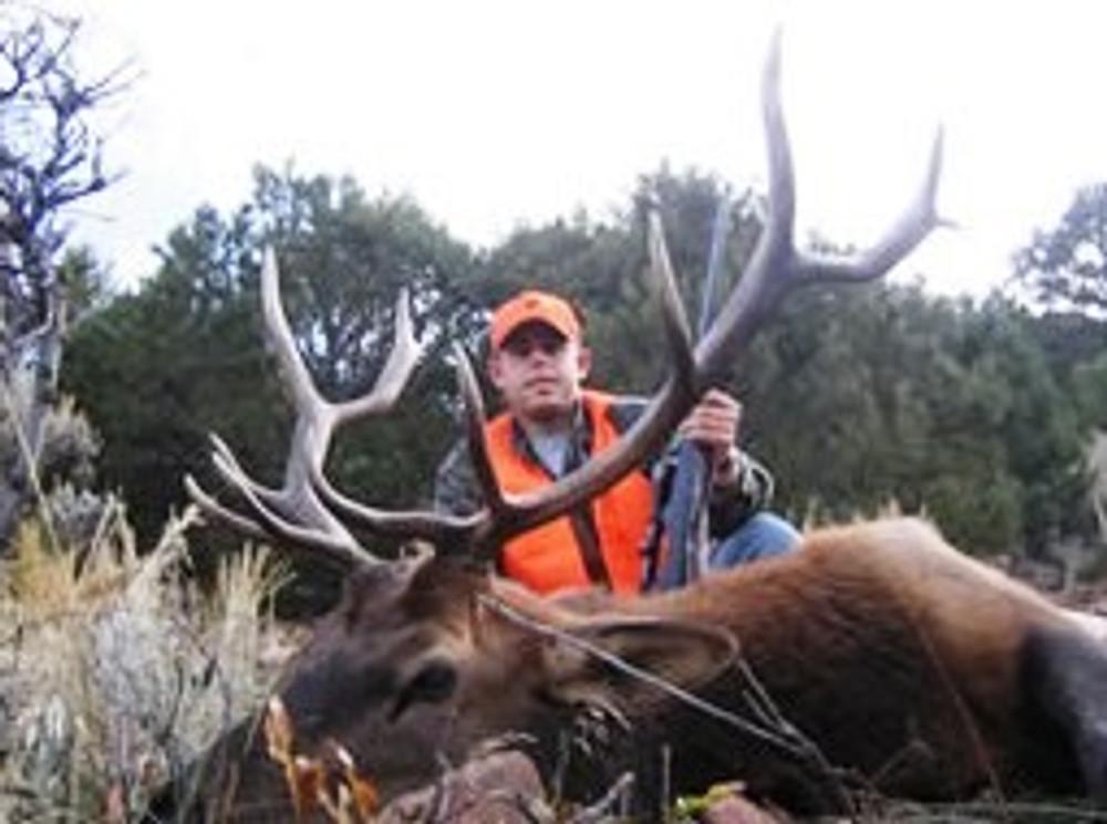 """Hunt #5057 Guided Mule Deer/Elk Drive to Camp 160""""+ Deer"""