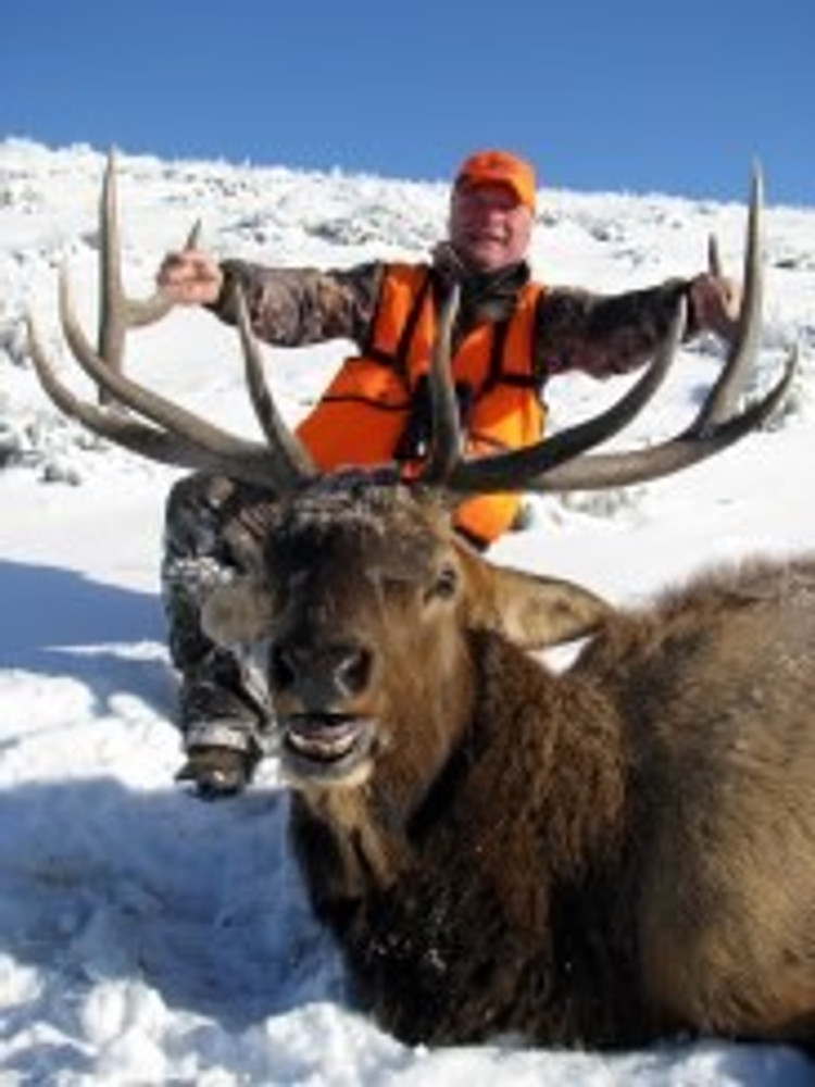 Trophy unit for trophy elk