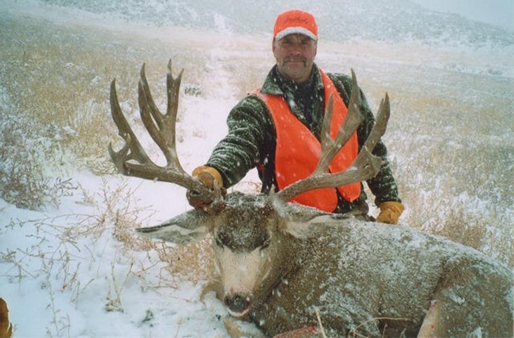 Trophy mule deer hunts.