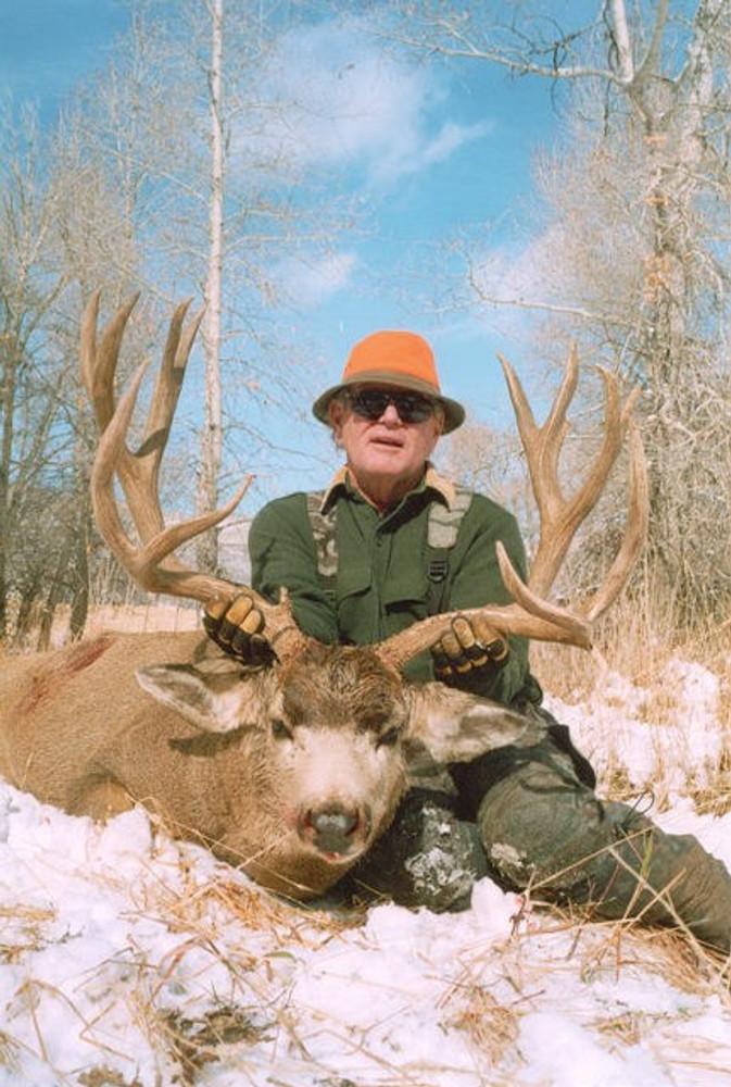Hunt #5082 Elk/Mule Deer Guided Lodge