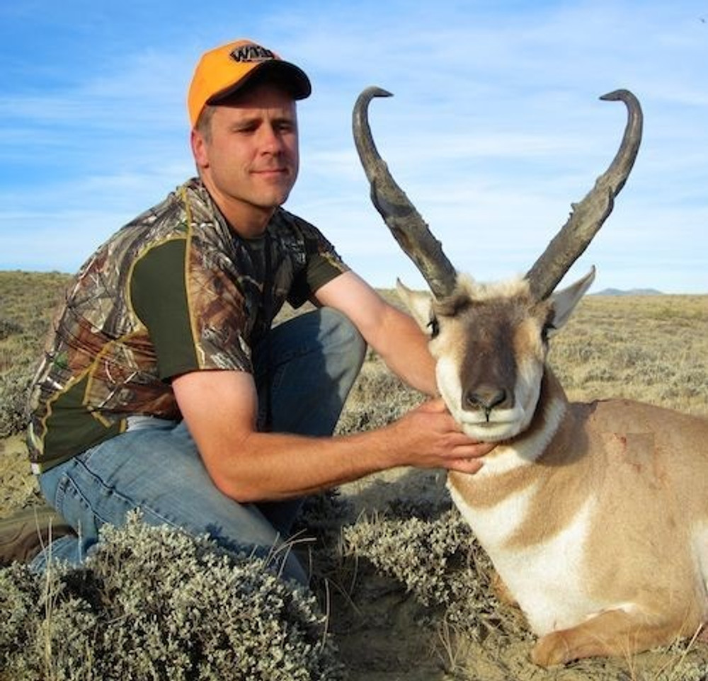 Hunt #9002 DIY Drop Camps Antelope/Elk/Whitetail/Mule Deer Private/Public