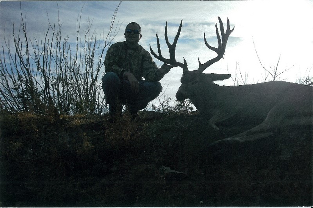 Hunt #9004 Guided Antelope/Mule Deer/Whitetail 14,000 Ac Private