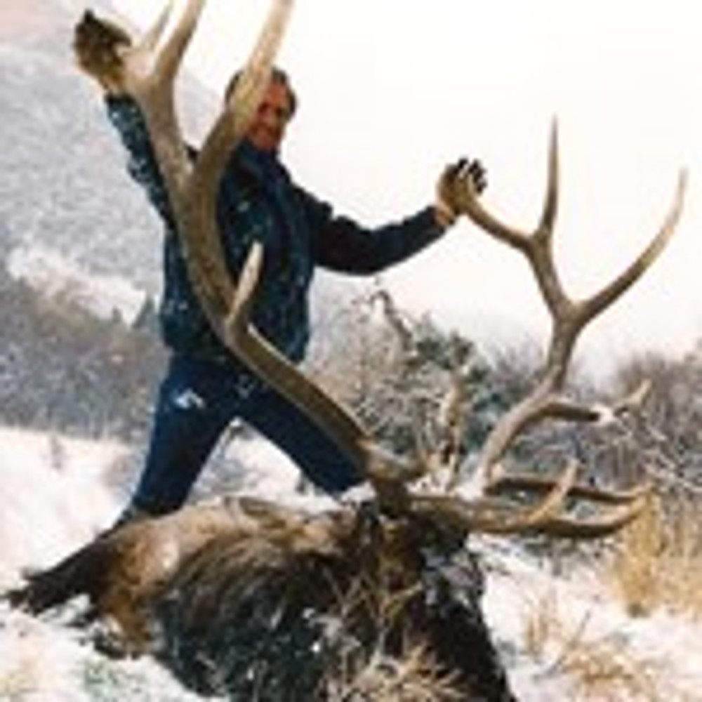 Hunt #9005 Guided Elk/Deer/Antelope 20,000 Ac Private High Success