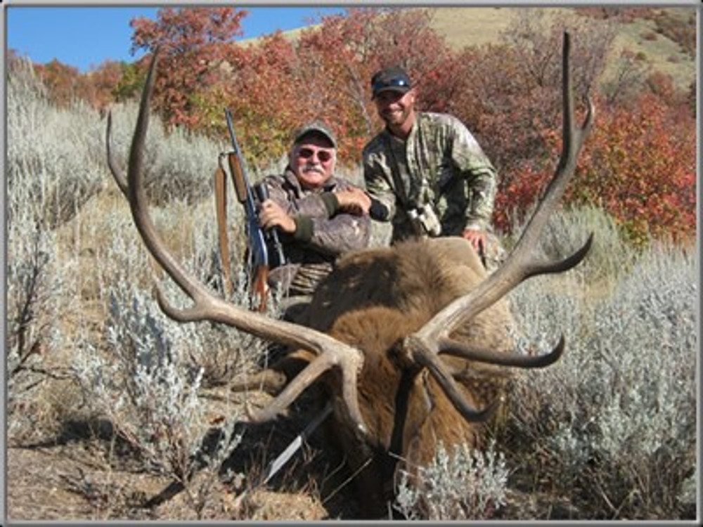 Hunt #8070 Guided Antelope/Elk/Mule Deer Private Property