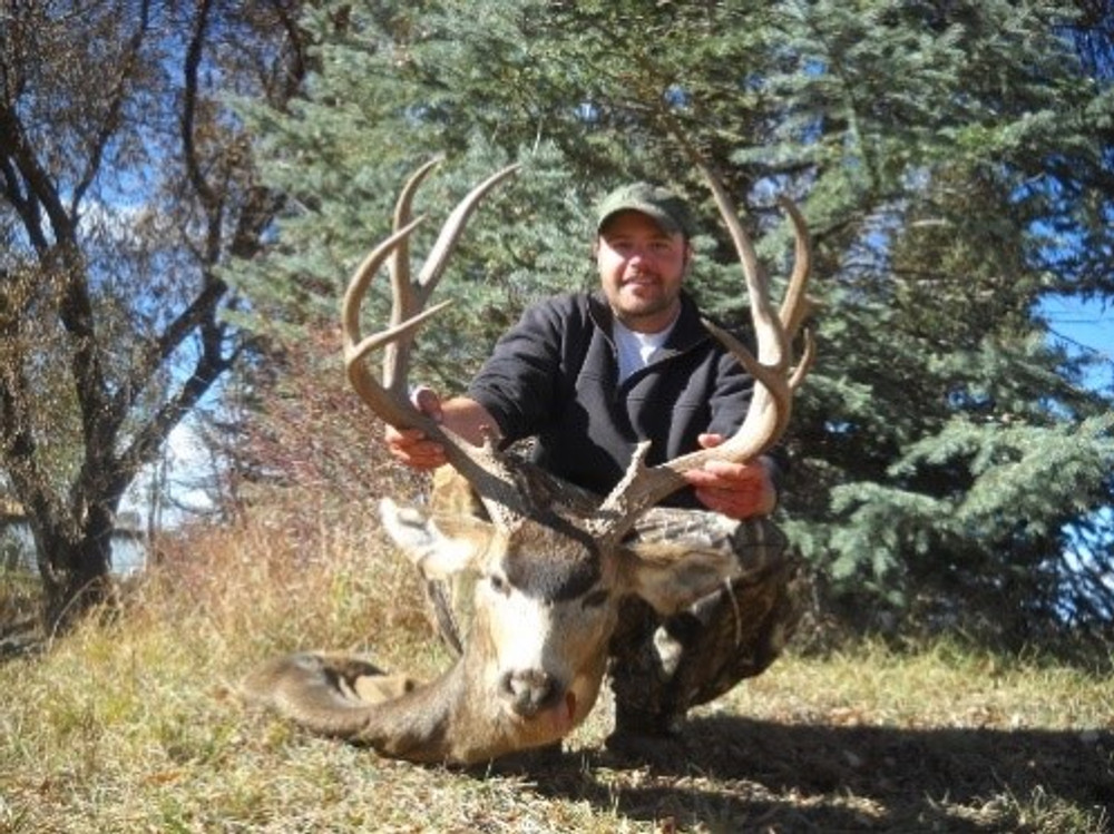 Guided deer hunts.