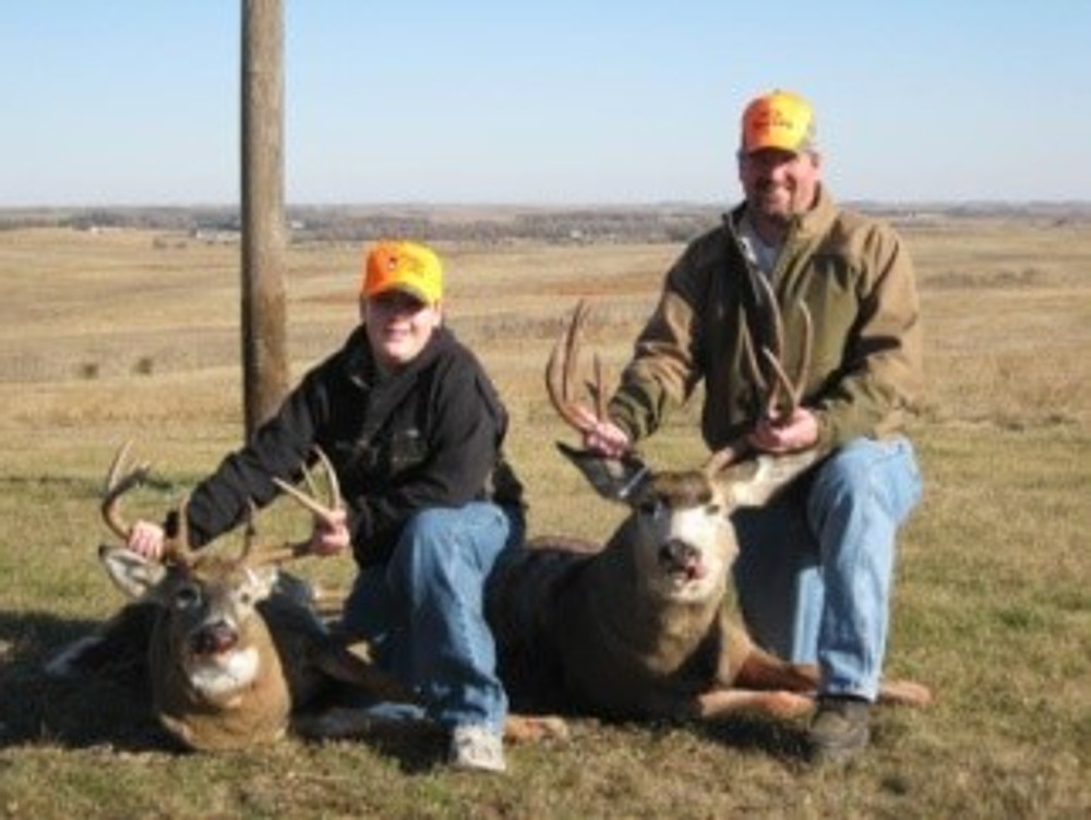 Hunt #6003 Guided Whitetail/Mule Deer Private or Tribal Lands