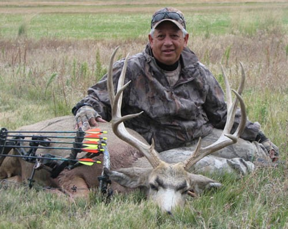Hunt #6005 DIY/Semi-Guided Whitetail/Mule Deer 4,000 Ac Private