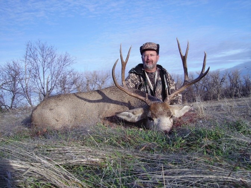 Hunt #6013 Guided Mule Deer/Whitetail 100,000 Ac Private 4x4 or Better Only