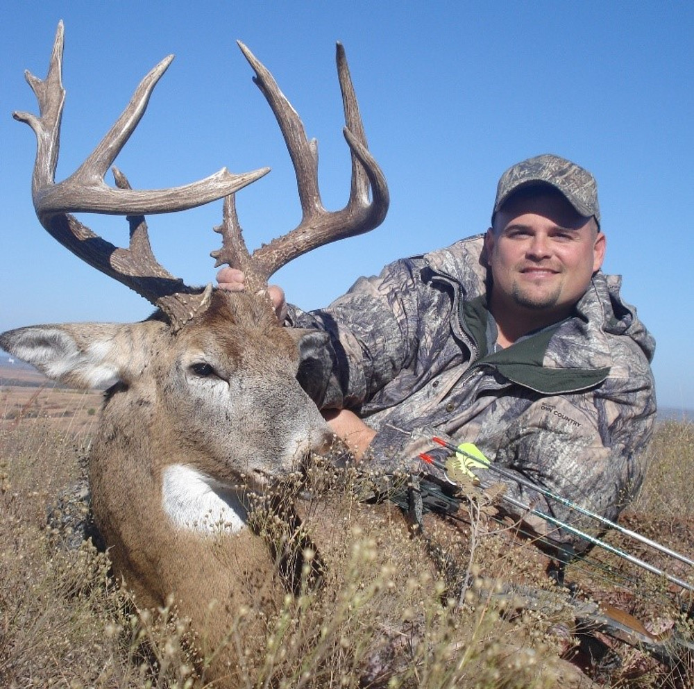 A whitetail in Missouri to be proud of.