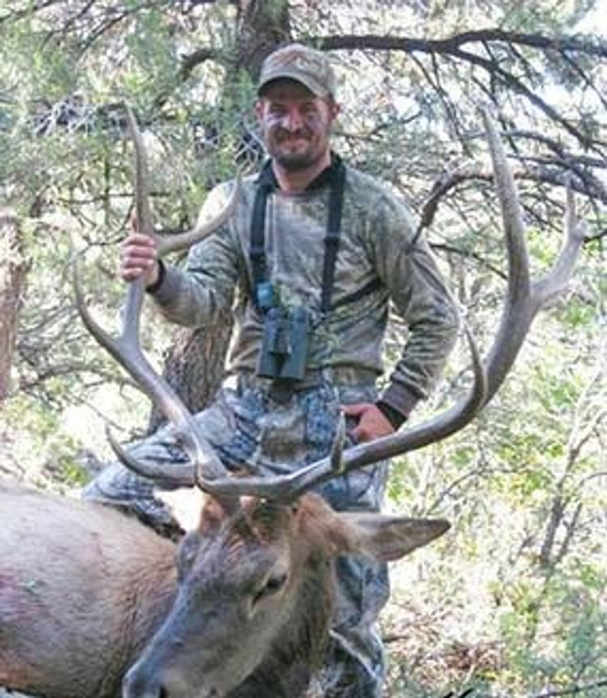 Archery hunt guided.