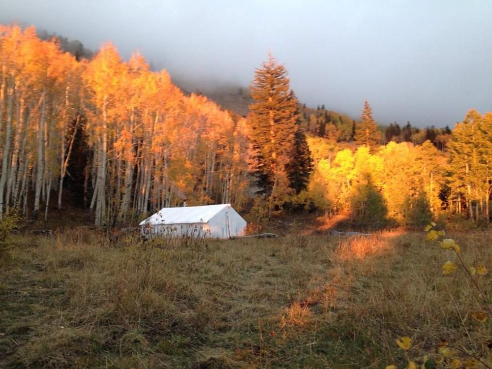 Colorado Fall Drop Camp