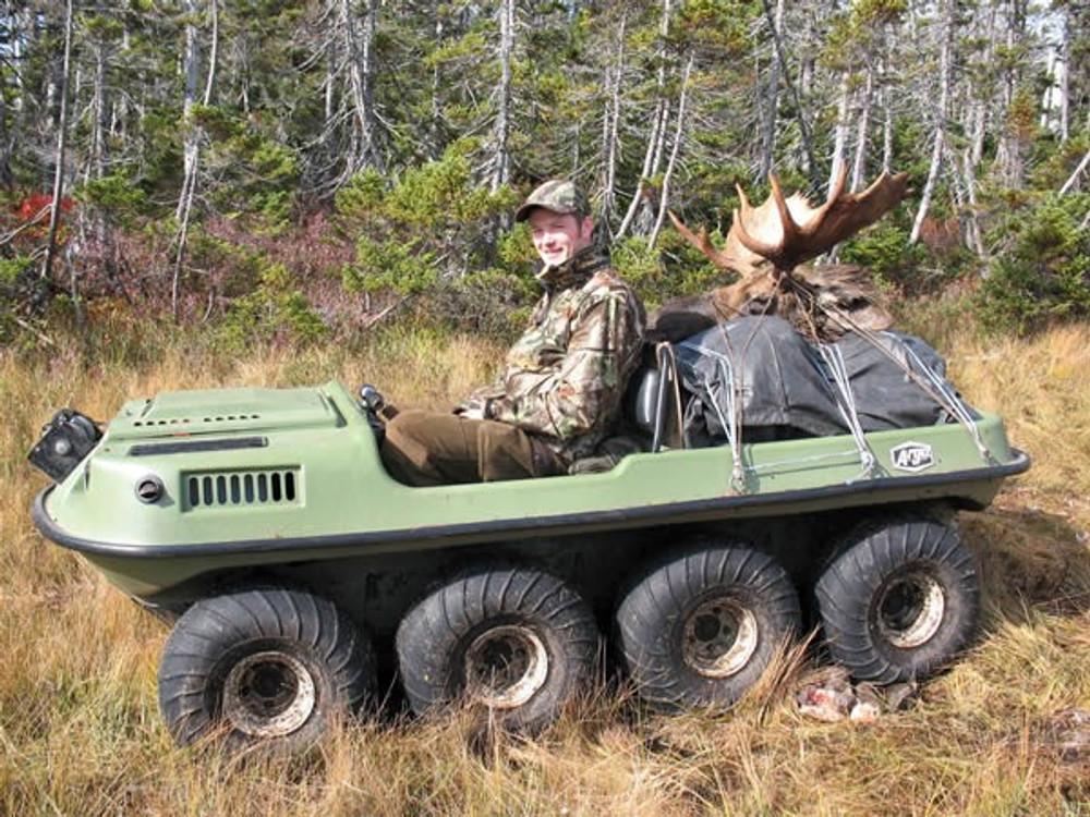 Hunt #1622 Guided Newfoundland Moose