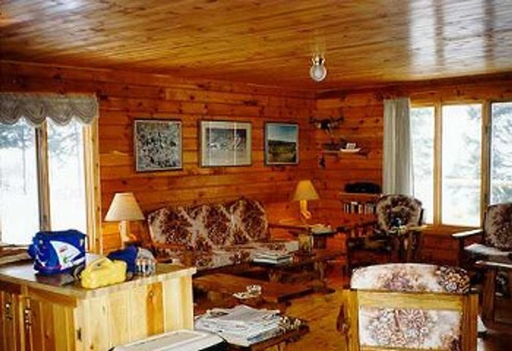 Comfortable lodging.