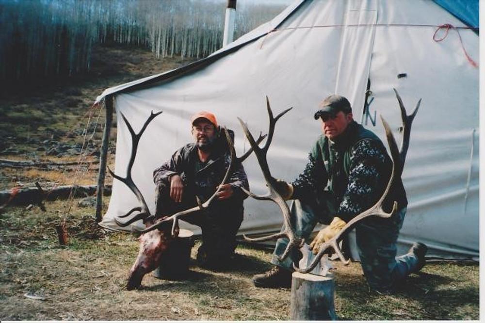 ATV drop camp elk hunts.