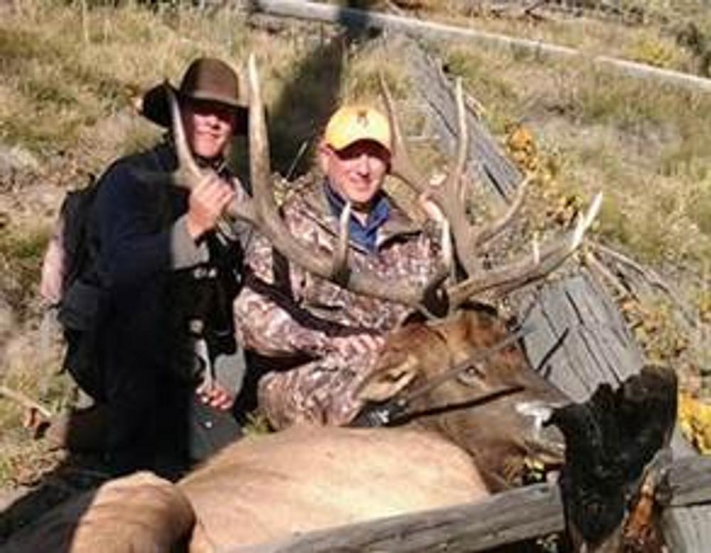 Guides help make hunts successful.