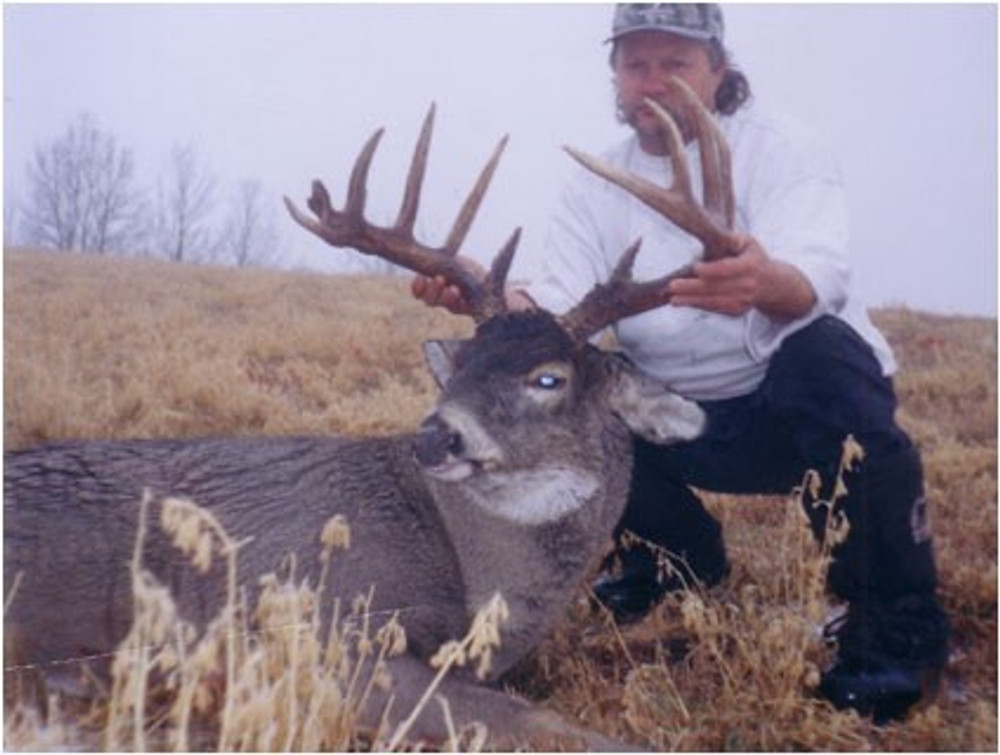 Private land Missouri whitetail hunting.