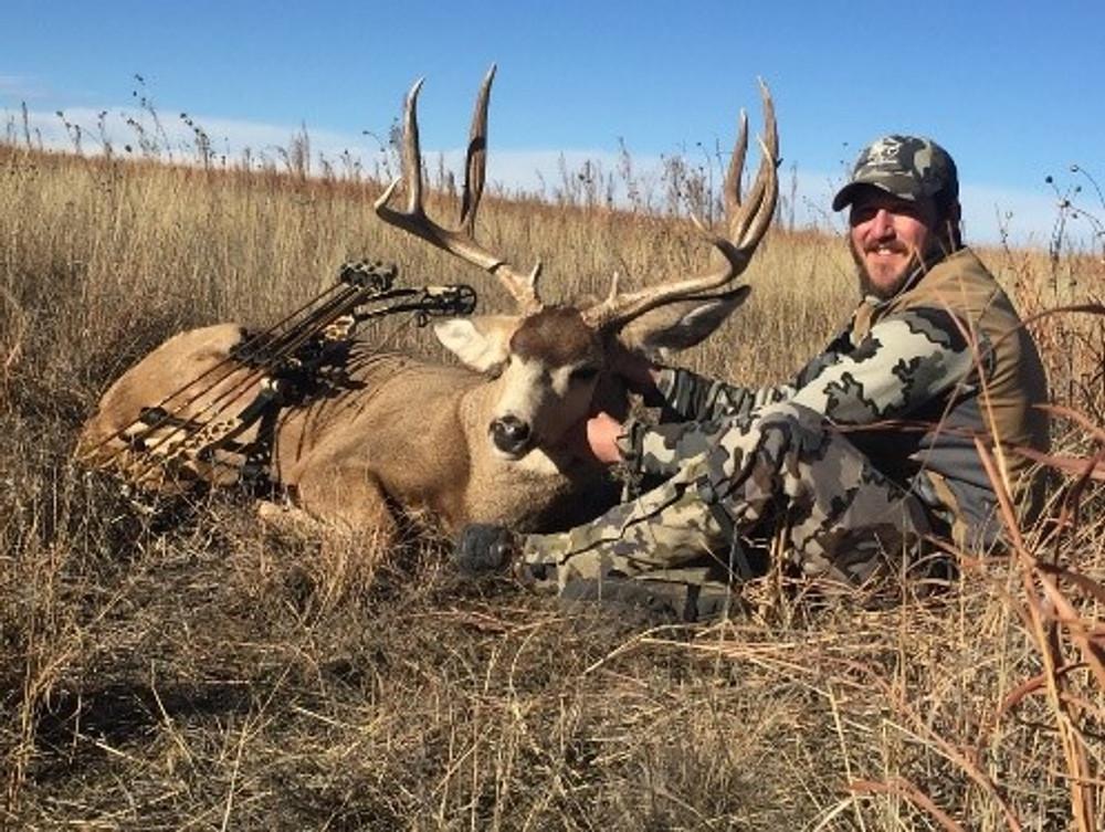Mule deer hunting in CO.