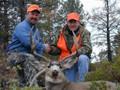 A mule deer trophy to be proud of.