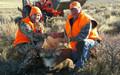 Happy hunters.